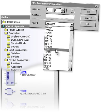 Circuit Wizard Design Software - Fortex Engineering Ltd | Printed ...